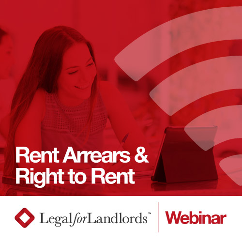 Rent Arrears & Right to Rent
