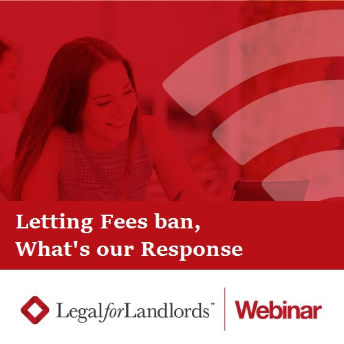 Letting Fees ban, What's our Response (Recording)