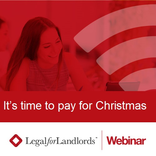 It's time to pay for Christmas (Recording)