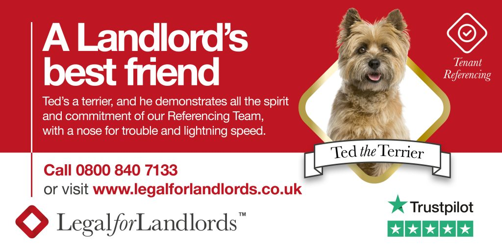 Introducing the Landlord's & Agent's best friends - Legal For