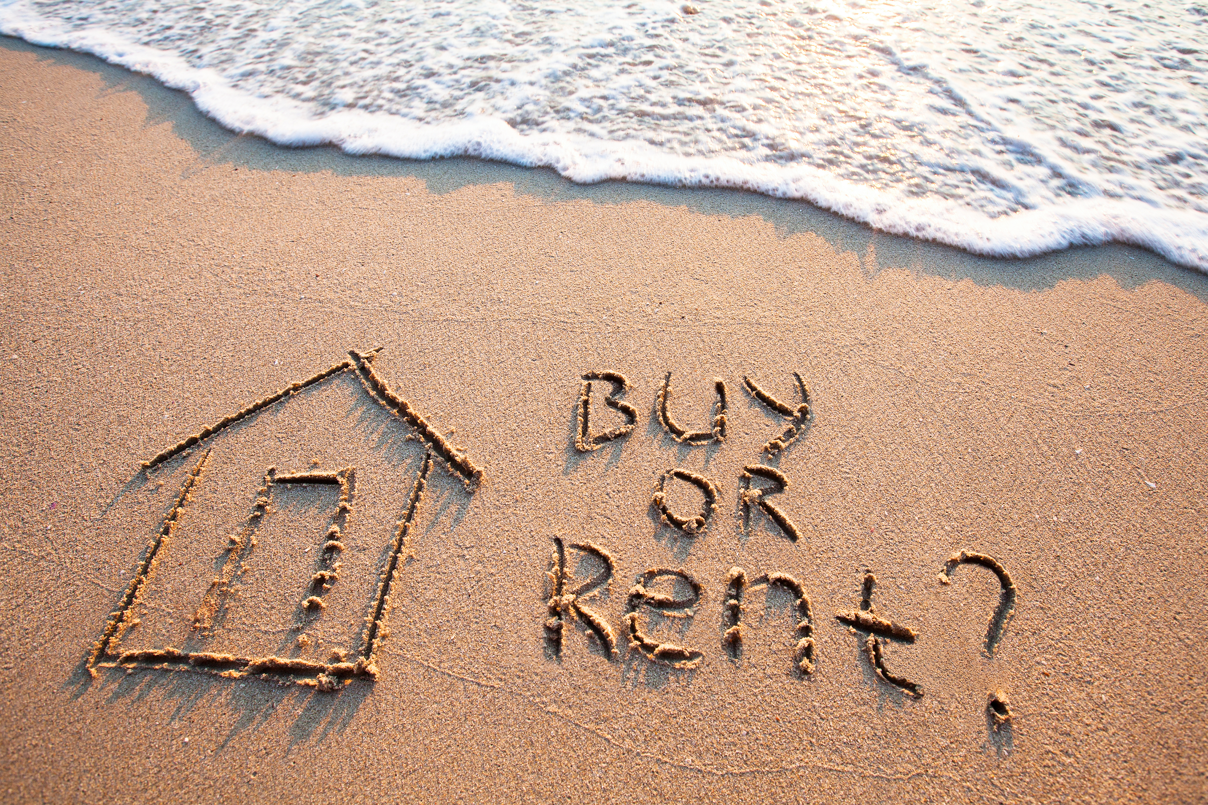 Why falling in love with renting makes sense