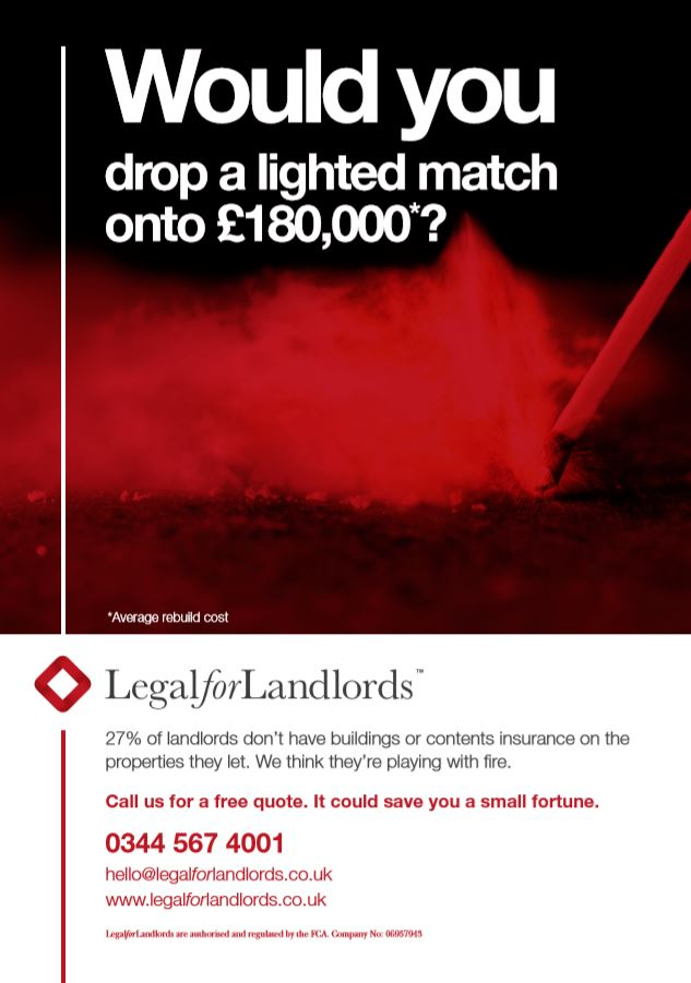 Would you drop a lighted match onto £180,000